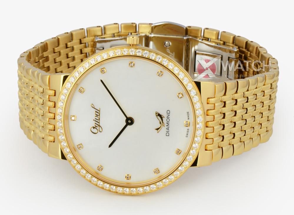 đồng hồ ogival diamond 385