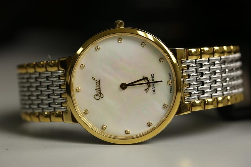 đồng hồ ogival diamond